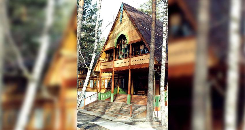 Алтайский центр лечебного голодания имени Ю. С. Николаева